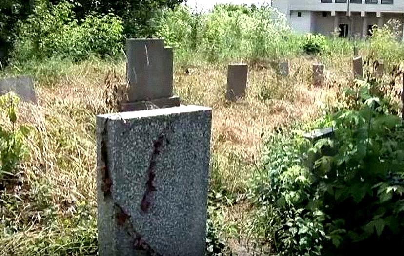 Старото гробище в Силистра