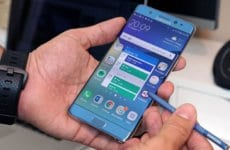обновена версия на Galaxy Note 7