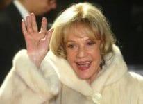 Жана Моро, една от звездите