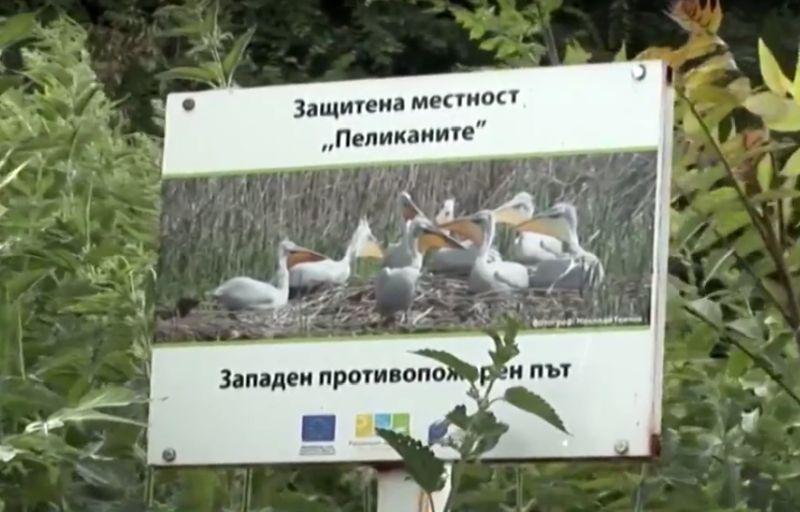 """сертификата на биосферен парк """"Сребърна"""""""