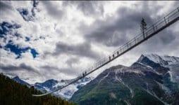 Най-дългият висящ мост