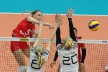 България отстъпи на Германия с 2:3