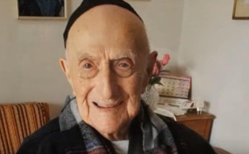 Най-възрастният мъж в света