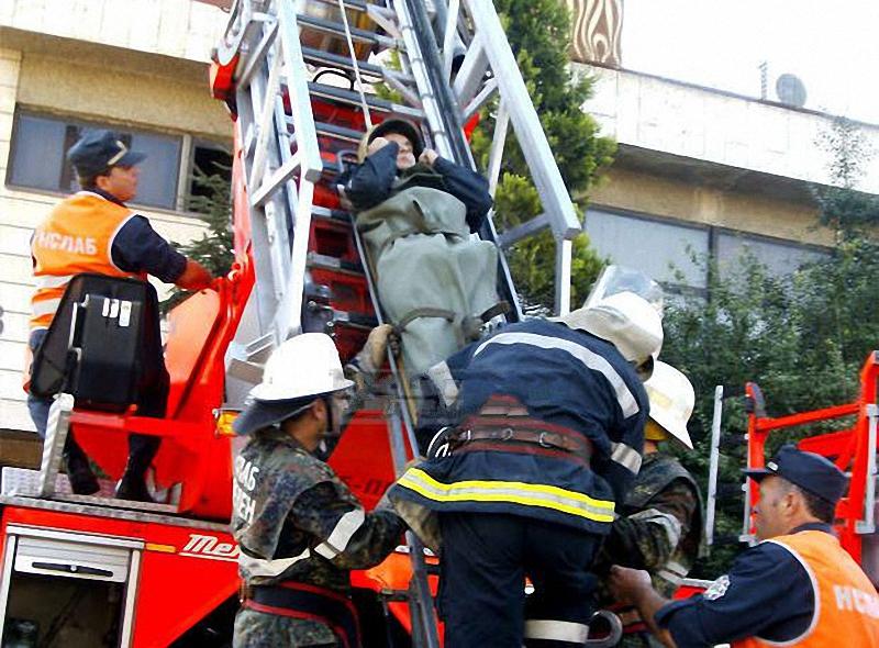 Силистренски огнеборци спасиха