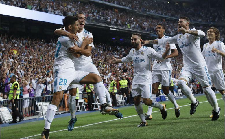 """""""Реал"""" Мадрид срази """"Барса"""""""