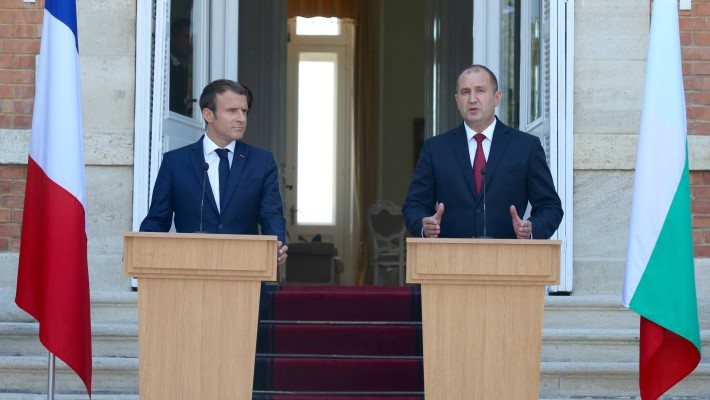 Макрон обеща подкрепа за Шенген