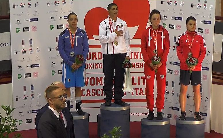 Севда Асенова стана шампион на Европейския съюз