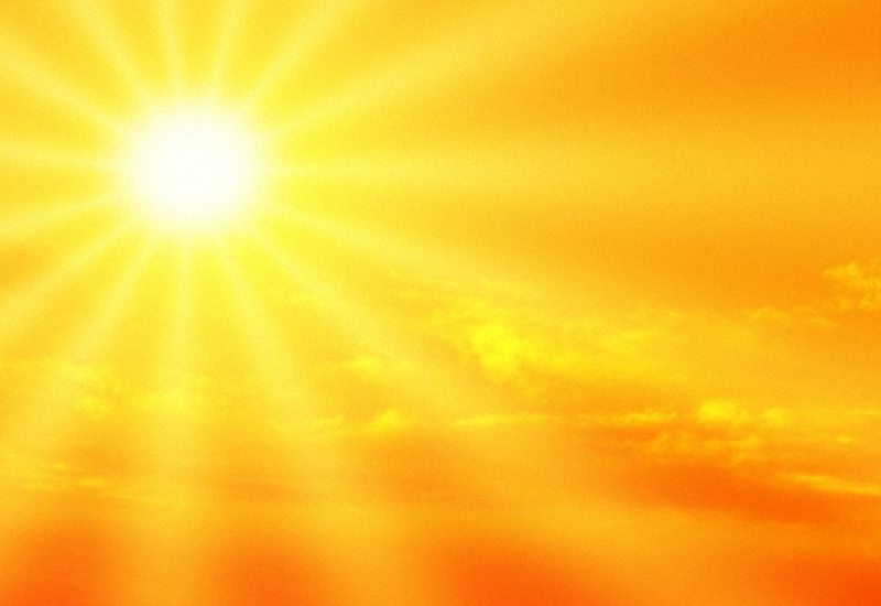 Край на валежите и завръщане на слънцето