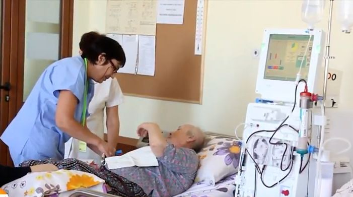 Нов център по хемодиализа