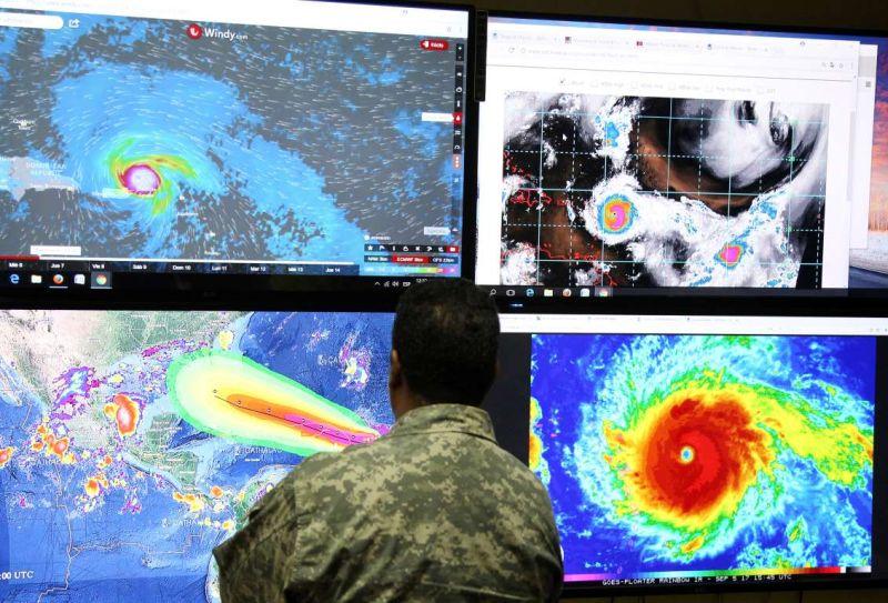 урагана Ирма