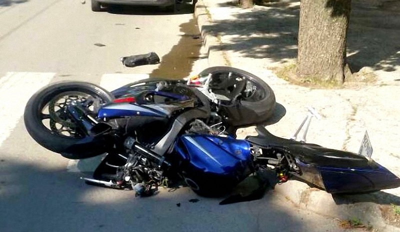 неправоспособен мотоциклетист
