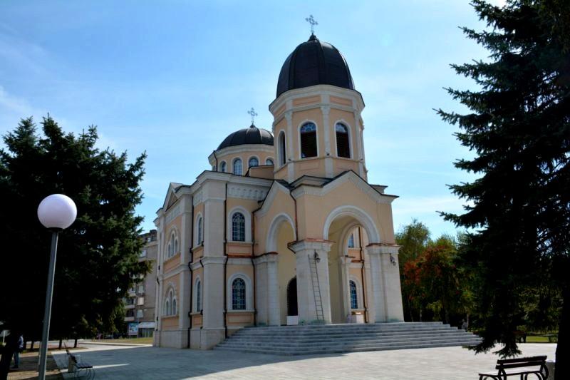 """средства за довършване ва църквата """"Всех Святих"""""""