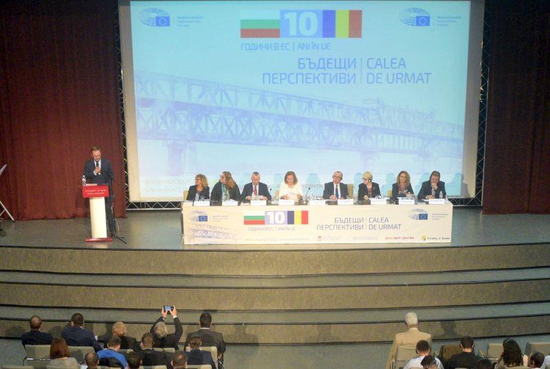 Ползите за България и Румъния от членството в ЕС