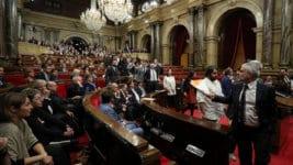 Каталунският парламент