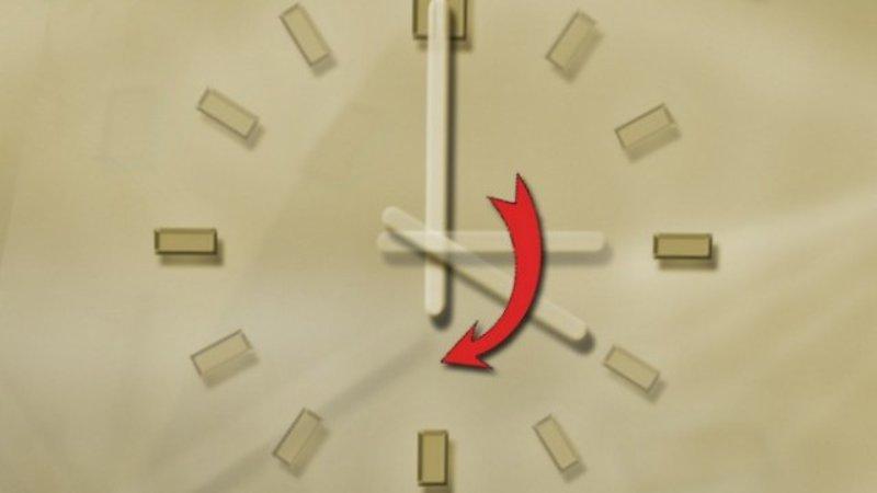 На Благовещение местим стрелките на часовника