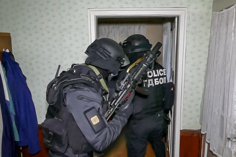 43-ма души са арестувани