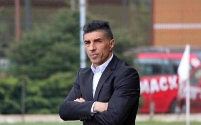 Малин Орачев е новият старши треньор