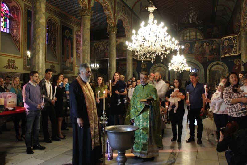 Масово Свето кръщение