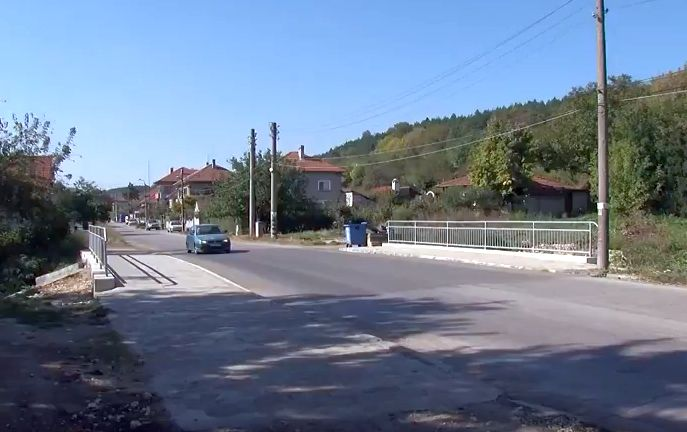 моста в с. Николово
