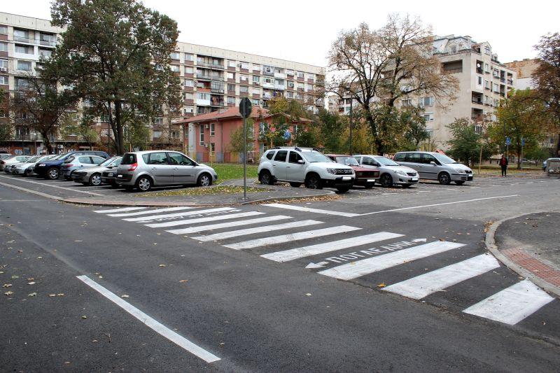Нов безплатен паркинг