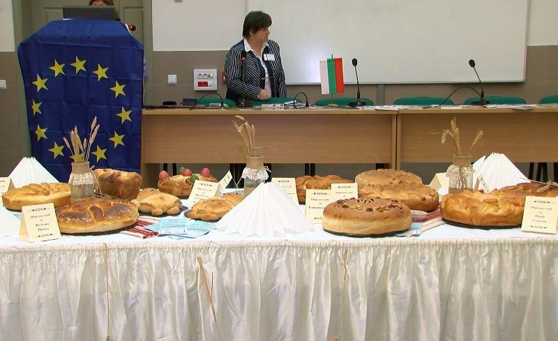 Хляб от 5 държави