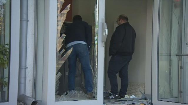 Два банкомата са взривени
