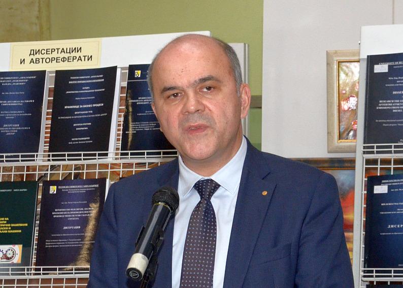 Борисов поиска и прие оставката