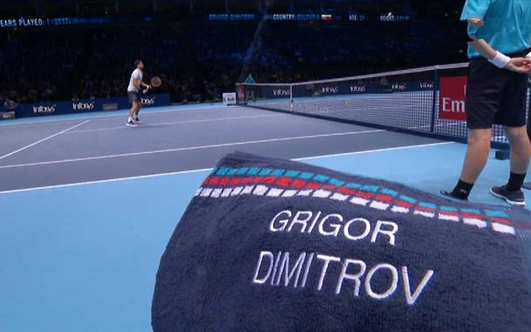 Григор Димитров има шанс да завърши годината