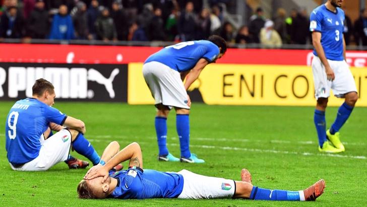 Италия е в траур