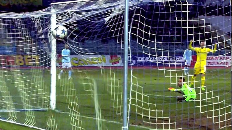 """На Градския стадион в Русе: Две грешки, два гола и """"Дунав"""" аут от турнира за Купата"""
