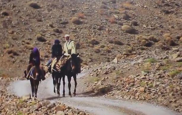"""""""Мароко през погледа на пътешественика"""""""