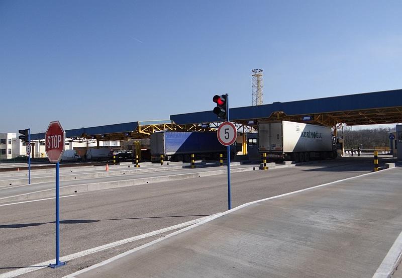 """Новите трасета на ГКПП """"Дунав мост"""""""