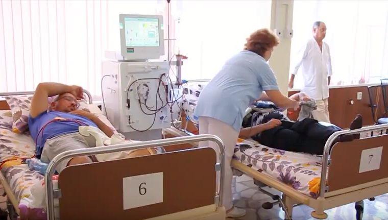 23-ма пациенти на хемодиализа