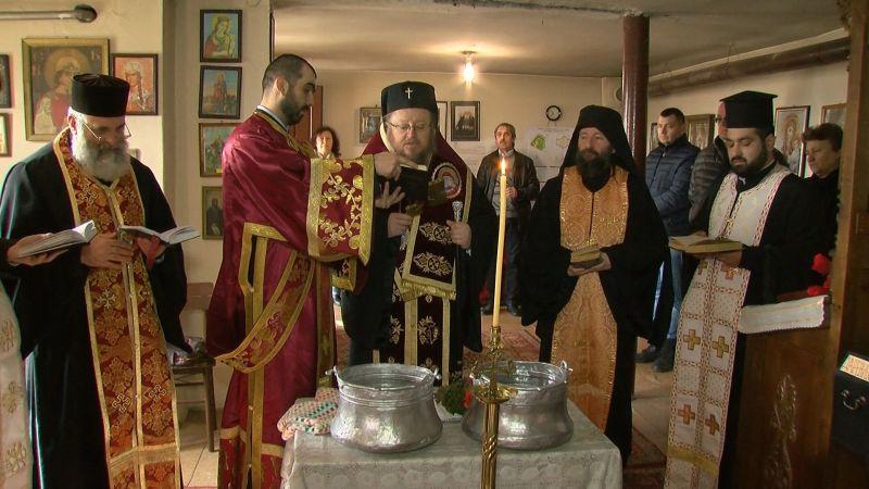 крупно дарение за манастира в с. Копривец