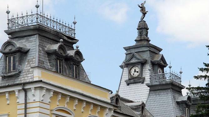 ремонт на стария градски часовник в Силистра