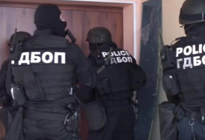 две нарколаборатории – в София и в Русе