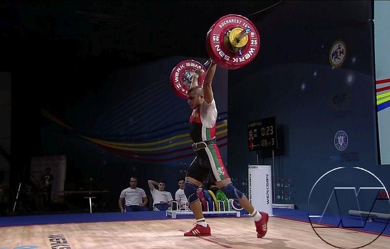 Ангел Русев ще получи бронзов медал