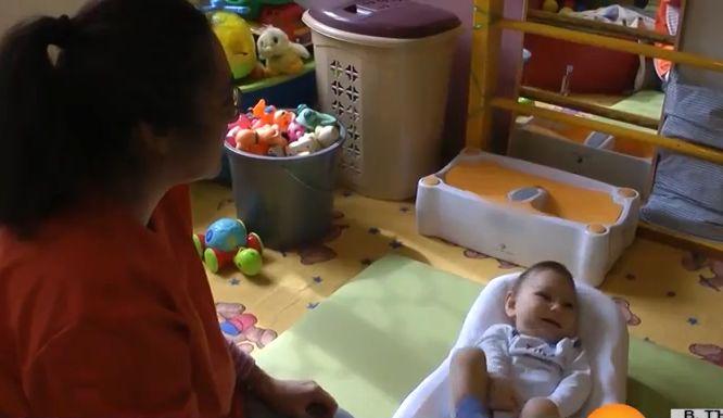 Сектор за ранна интервенция на деца