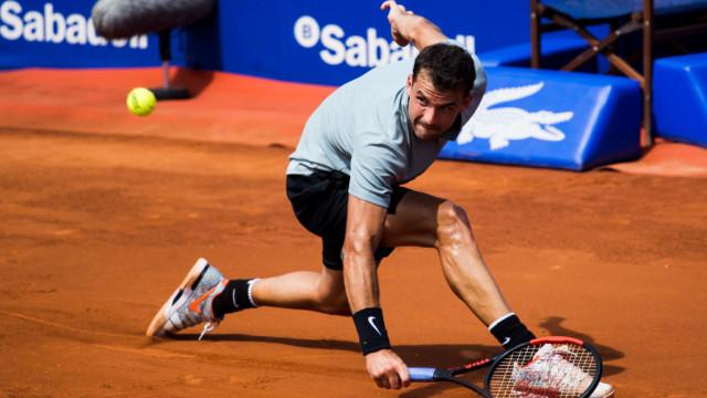 Григор Димитров отпадна на четвъртфиналите