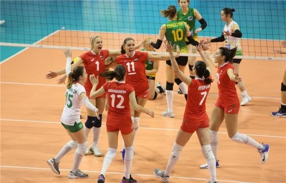 Волейболната лига на нациите