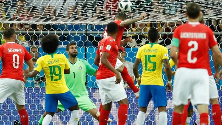 """И Бразилия направи """"фалстарт"""""""