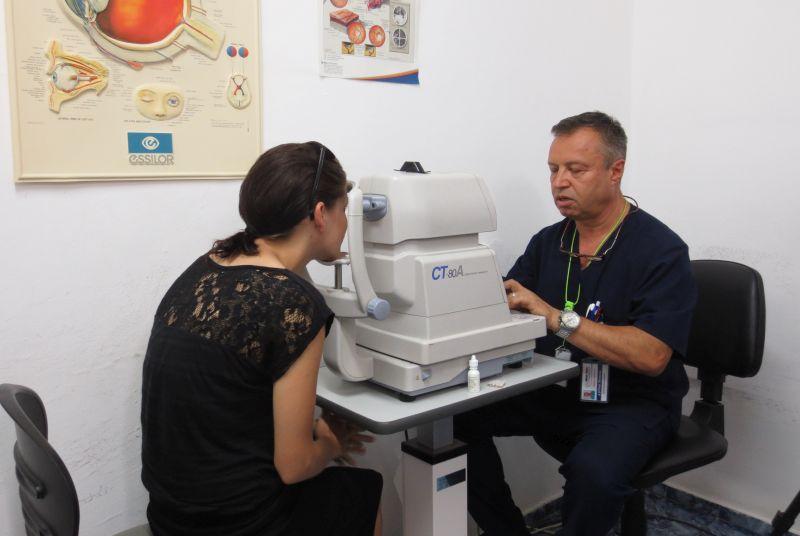 пациентите с глаукома
