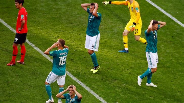 Световният шампион Германия