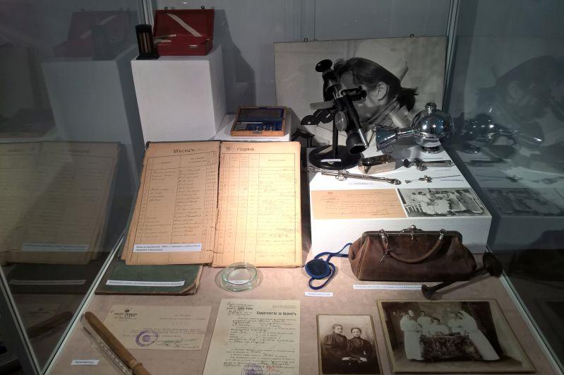 първата жена лекар в Русе