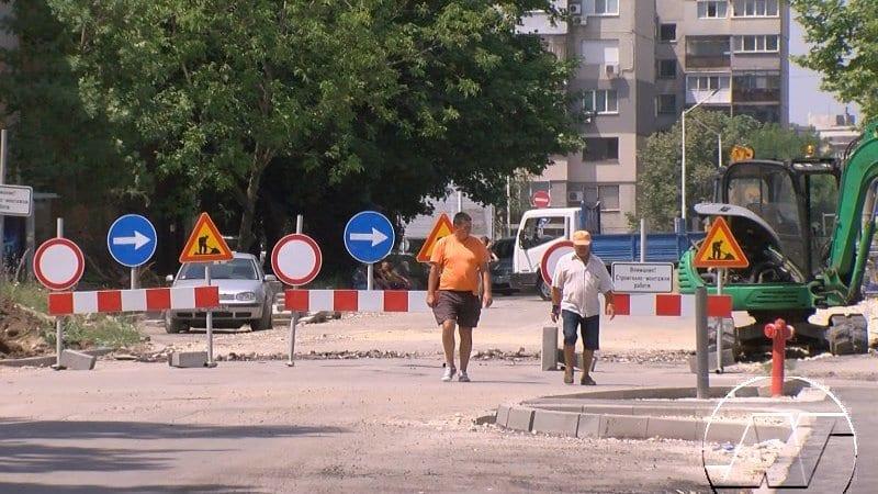 """Затварят ул. """"Чипровци"""" до 10 септември"""