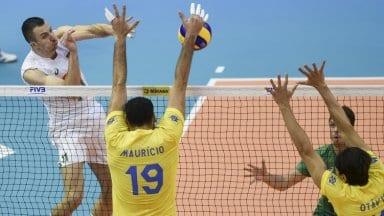 олимпийския шампион Бразилия