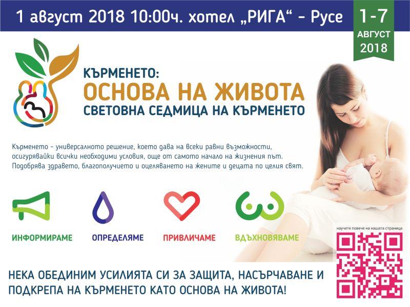 Световната седмица на кърменето