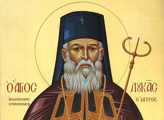 Русенската митрополия ще получи икона на Св. Лука Войно-Ясенецки