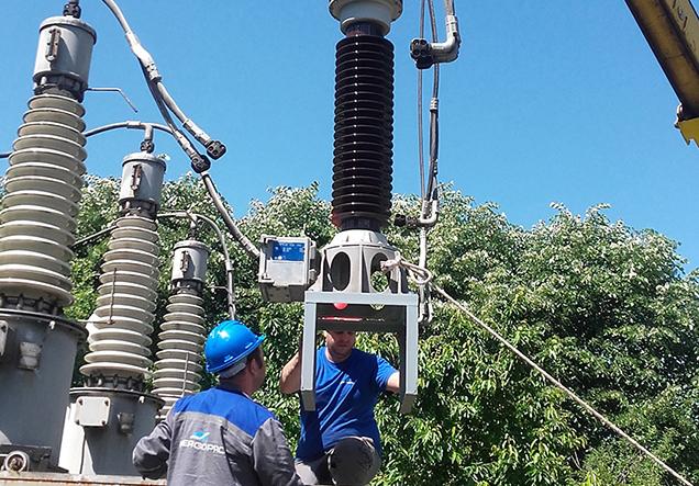 електрозахранването на над 30 000 клиенти