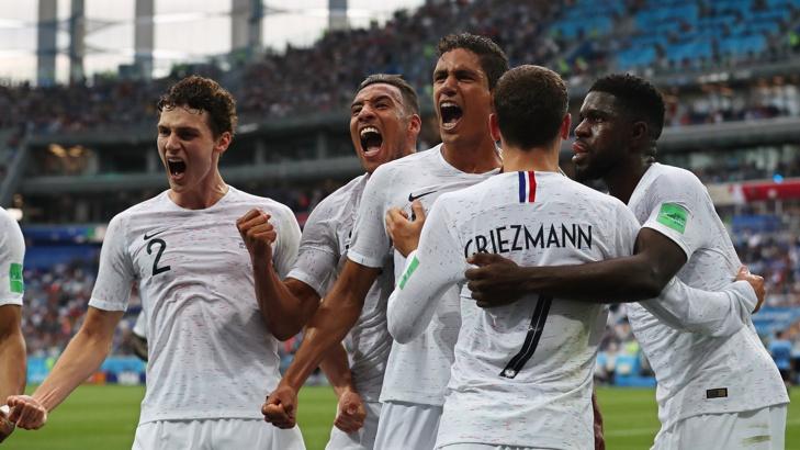 Франция е първият полуфиналист